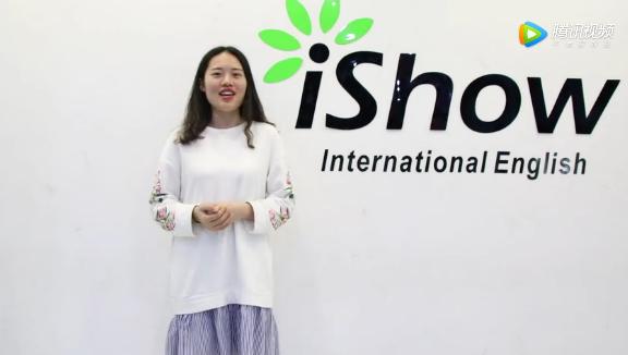 【iShow学员】蓝芳逸:用心是一种高贵的品质