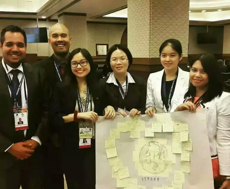 iShow国际英语邀你共赴2016秘鲁APEC峰会